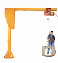 简易龙门吊供应_人工龙门式起重机批量生产
