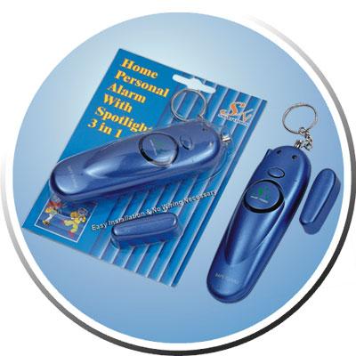 个人防丢器,防抢报警器,防盗报警器,个人报警器,安防电子玩具,
