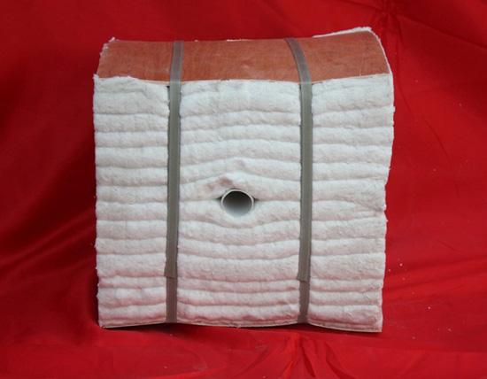 现货陶瓷纤维模块 硅酸铝纤维组合块 折叠块 工业窑炉节能隔热