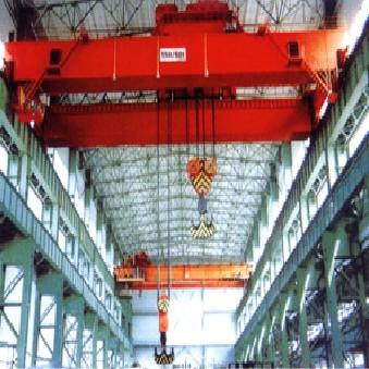 QD型电动双梁吊钩桥式起重机