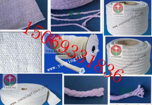 陶瓷纤维布硅酸铝钢丝增强布防火布挡火布