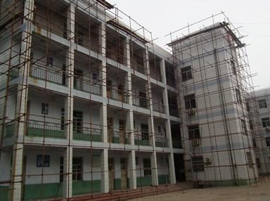 建筑加固施工项目