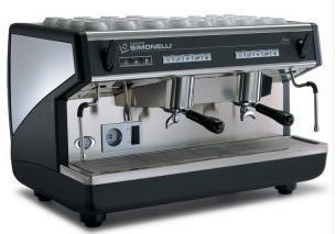 双头诺瓦意式半自动咖啡机