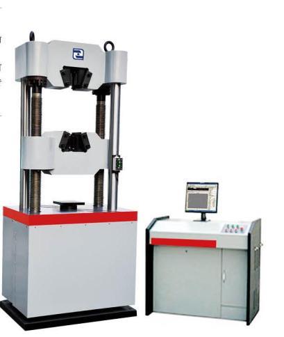 供应山东,吉林WEW-600D微机屏显式液压万能试验机