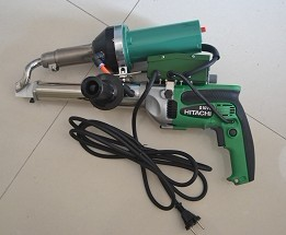 LT3200挤出式塑料焊枪