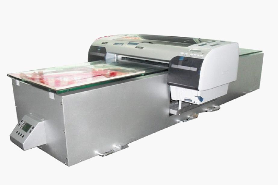 供应深圳多彩最新广告板印刷机