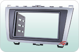 音响主机座套件汽车音响面板/改装面框新款 马6