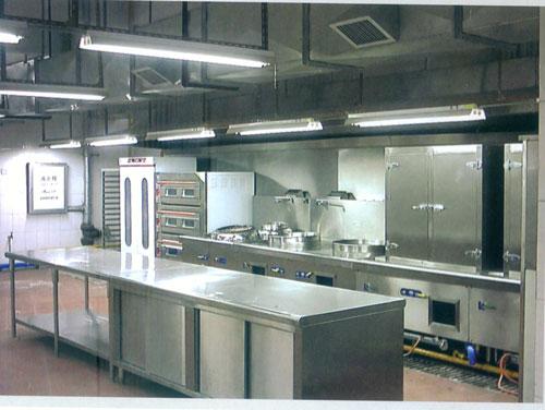 厨具交易市场大量不锈钢厨具回收天津北京大型厨房设施回收西餐厅设备