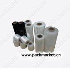 缠绕膜 拉伸缠绕膜 热收缩膜 包装薄膜 包装材料