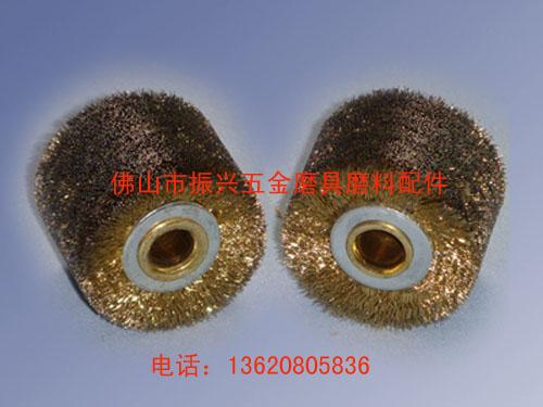 镀铜钢丝剥漆轮|剥漆钢丝轮