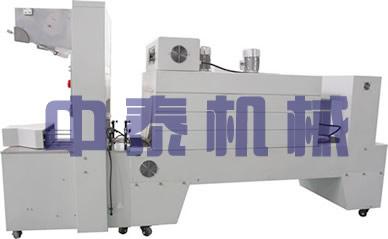包膜机 饮料包膜机 塑封膜包装机 PE膜热收缩包装机