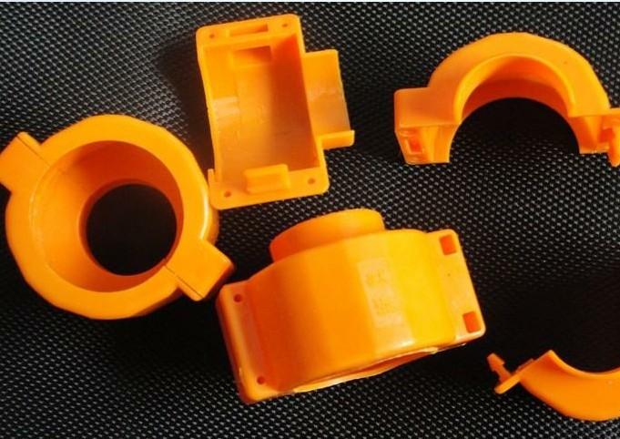 水表塑料防盗卡扣,燃气表防拆一次性卡扣