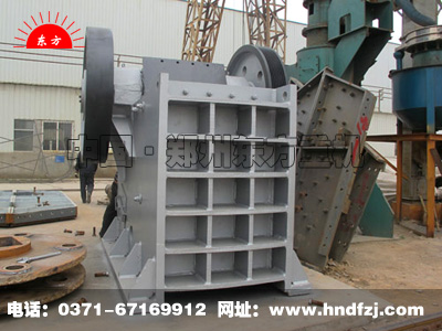 破碎机砂石生产线必备产品
