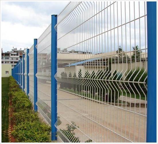 防护护栏网、防盗作用护栏网、定做护栏网