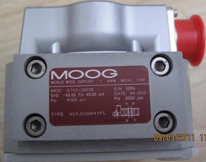 美国穆格S15FOFA4VBLJ761-S63JOGA4VPL阀