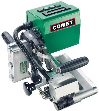 LEISTER小型双轨土工膜爬焊机COMET