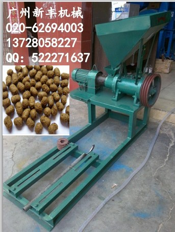 中华龟膨化饲料机,广州膨化机