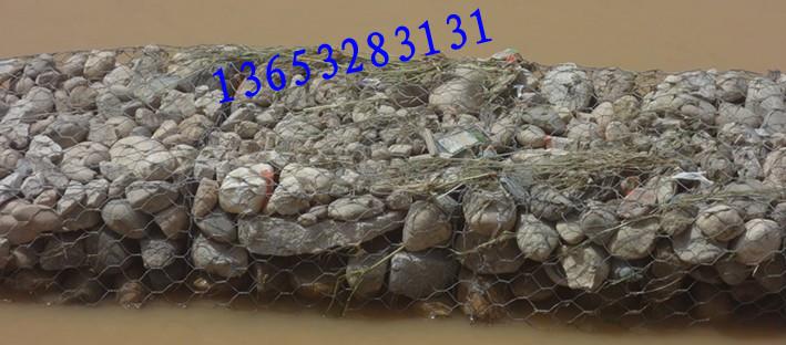 镀锌石笼网河道治理专用石笼网防护网
