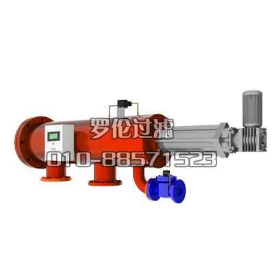 管道过滤器高精度管件组成