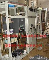 变频恒压供水控制柜(一拖三) 变频改造