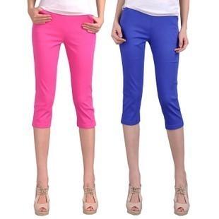 2012年新款七分裤批发时尚好看的七分裤厂家直销
