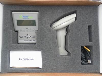 Honeywell 条码检测仪 QC-800条码检测仪