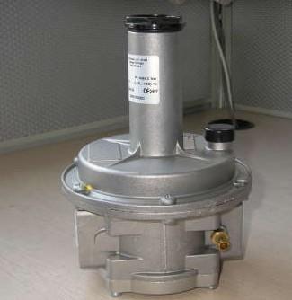 燃气空燃比例阀和调压阀的工作原理有什么区别图片