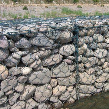 石笼网、石笼网箱、重型六角网、格宾网
