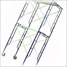 脚手架及其配件-厂家直销 优质门式移动脚手架