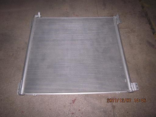 小松挖掘机配件PC360-7液压油散热器