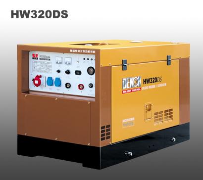电王汽油发电电焊机  HW380