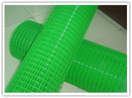 包塑电焊网 防护网 养殖网