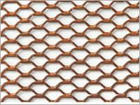 铜板钢板网 围栏 装饰网