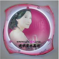 北京影楼水晶照片制作.水晶影像耗材