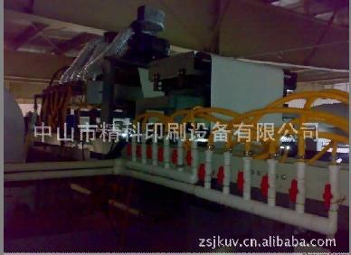 凹印机加装水冷UV系统
