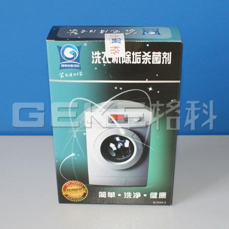 家电清洗市场项目-格科牌洗衣机清洗剂专用产品