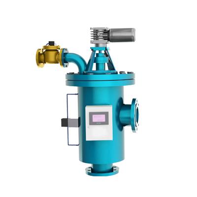 全程水处理器,旋流除砂器,袋式过滤器