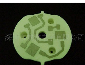 氧化铝陶瓷基体用电子浆料
