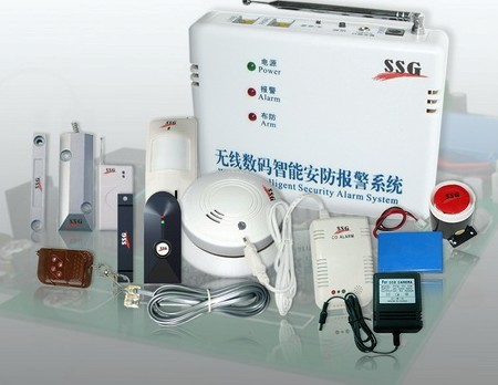 供应衡水防盗报警器,家庭防盗报警器,最实用的防盗报警器