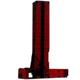 垂直闸门外动力卸载16吨箕斗