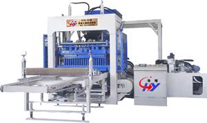 上海免烧砖机|液压免烧砖机|压砖机制砖机|空心砖机砌块砖机