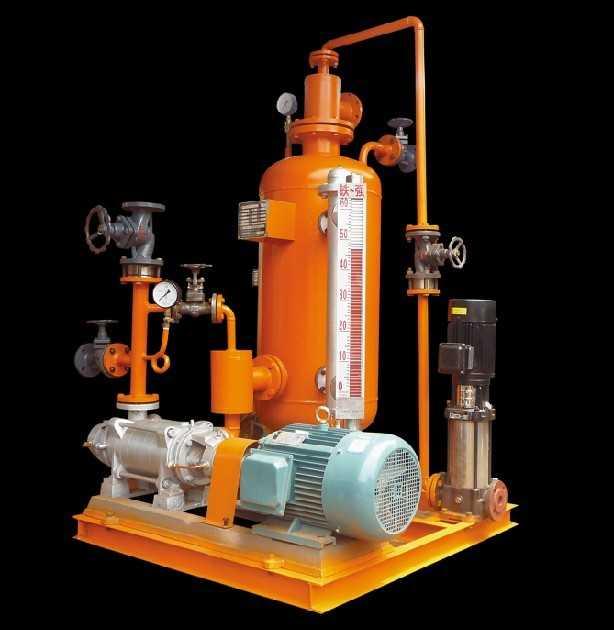 XYBN-I-DW型  卧式蒸汽冷凝水回收装置
