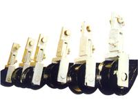 扁尾绳悬挂装置
