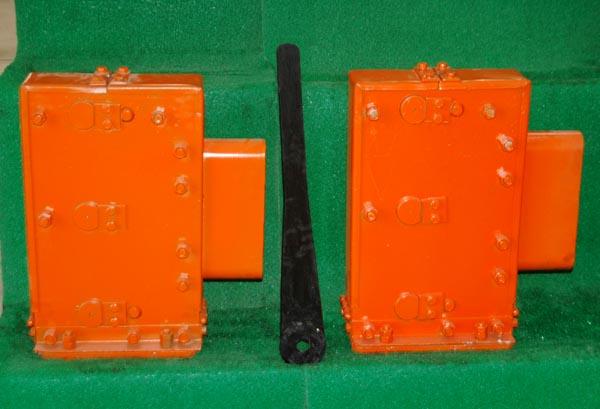 防坠器缓冲器