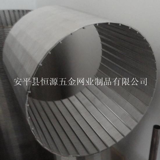楔形丝绕丝管厂家-楔形丝筛网价格