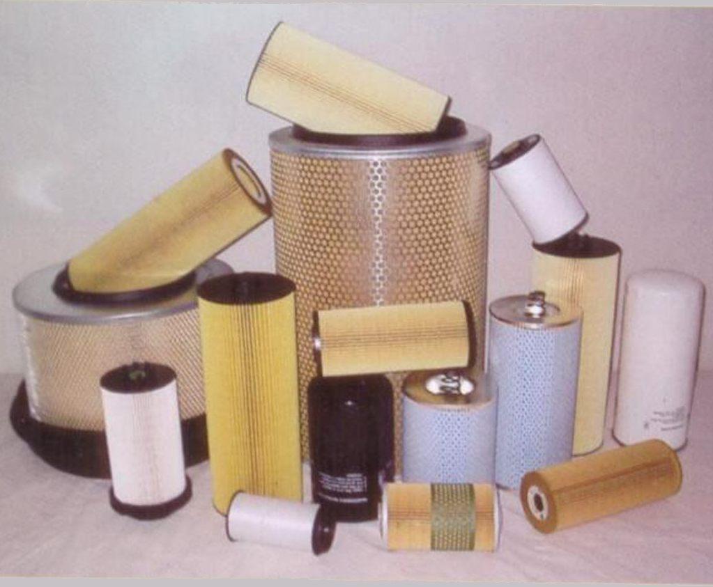 供应中央空调、新风补充机等用的初、中、亚高效过滤器