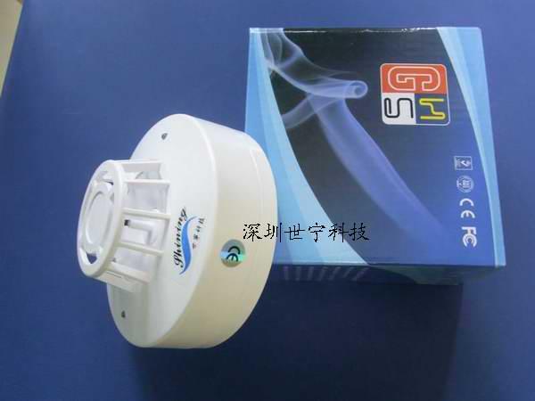 海南温度报警器,海口网吧温度感应器,天津仓库可调温度自动报警器