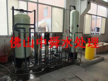 电子行业高纯水装置-水处理设备