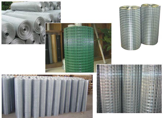 镀锌电焊网 热镀锌电焊网 不锈钢电焊网 荷兰网 PVC涂塑电焊网