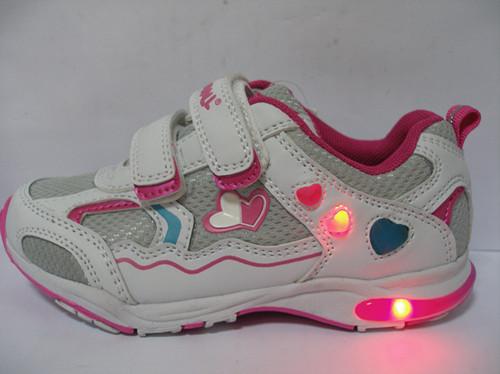 发光童鞋灯